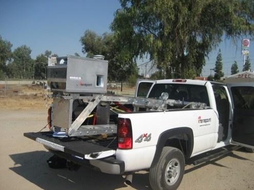 TITAN Mobile LIDAR scanner
