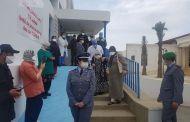 مغادرة أول حالة كورونا بالقصر الكبير للمستشفى بعد الشفاء / بقلم : أسماء التمالح