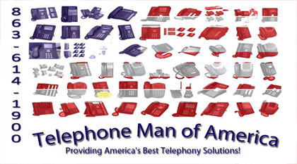 Telephone Man of America LLC Logo