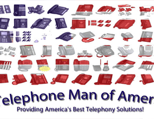 Telephone Man of America E-Commerce Stores