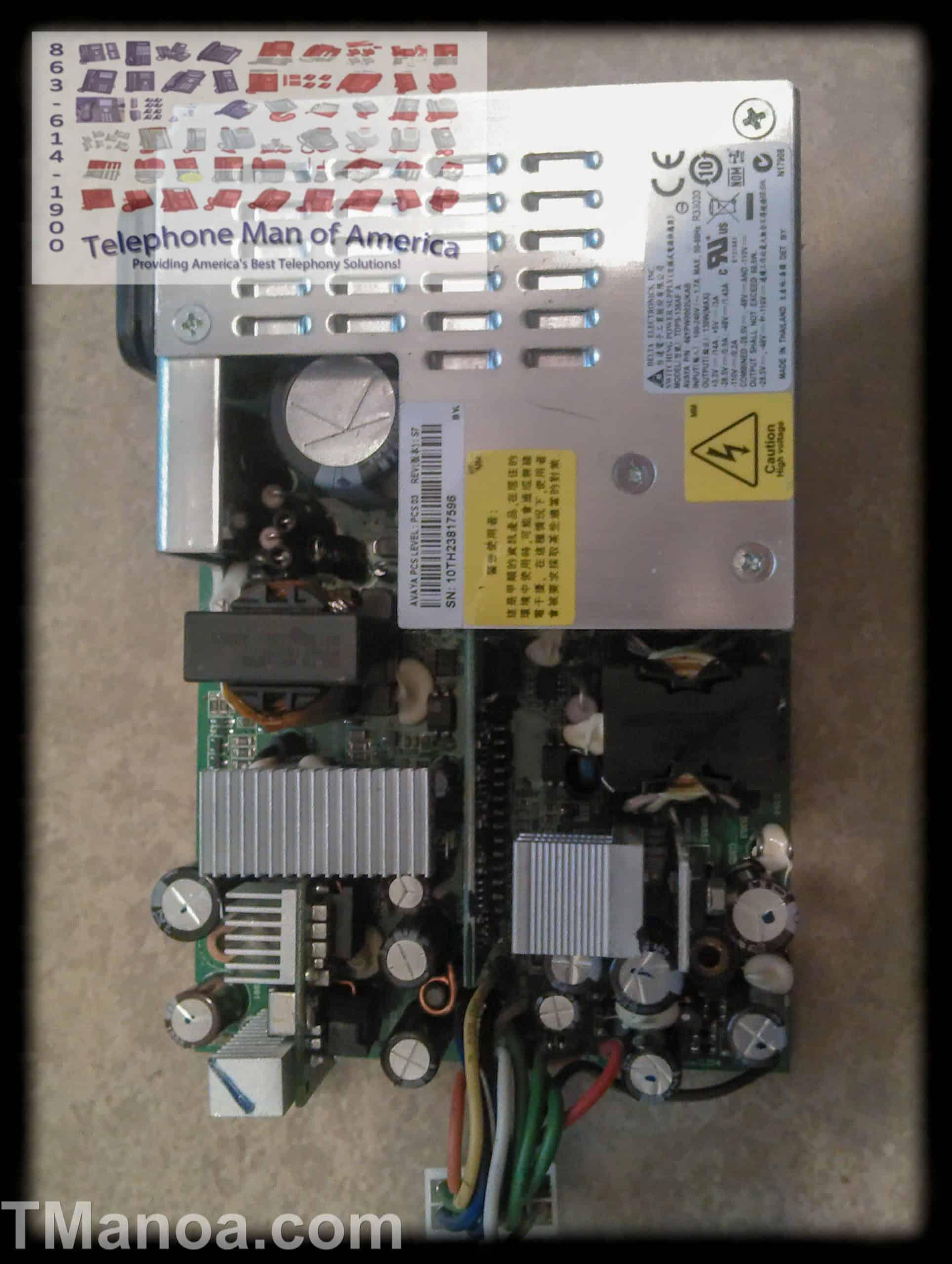 Avaya IP Office 500 Processor Control unit Power Supply