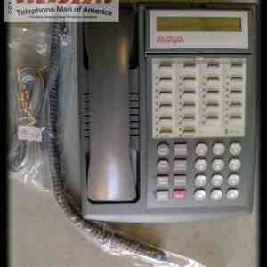 Avaya Partner 18D Series 1 Gray Phone