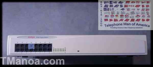Avaya IP Office 400 Digital Station 16 Version 2 700359839 with 1 bad port