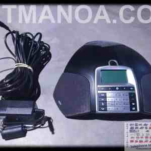 Avaya B149 Conference Phone 700501533 with AC Adapter & Power Cable