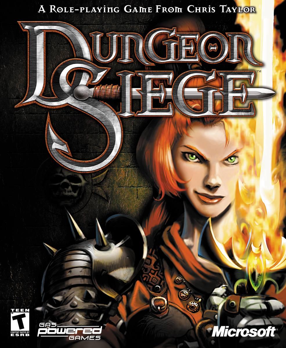 Dungeon Siege Game