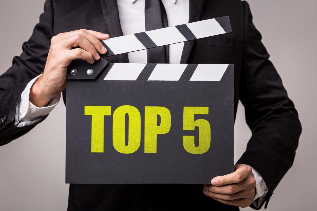 Top 5 Movie Snacks