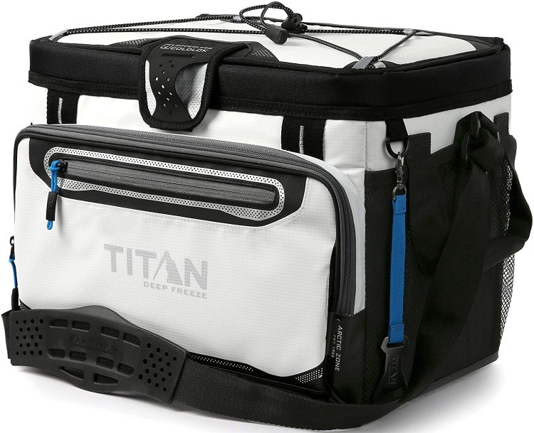Titan 30 Can Cooler Summertime Product