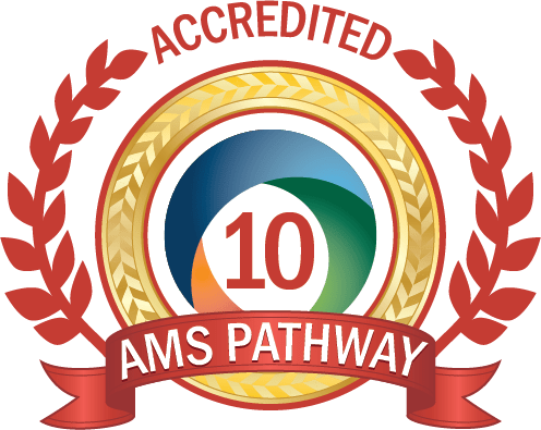 Fully accredited by the American Montessori Society, AMS Pathway 10, Arlington TX