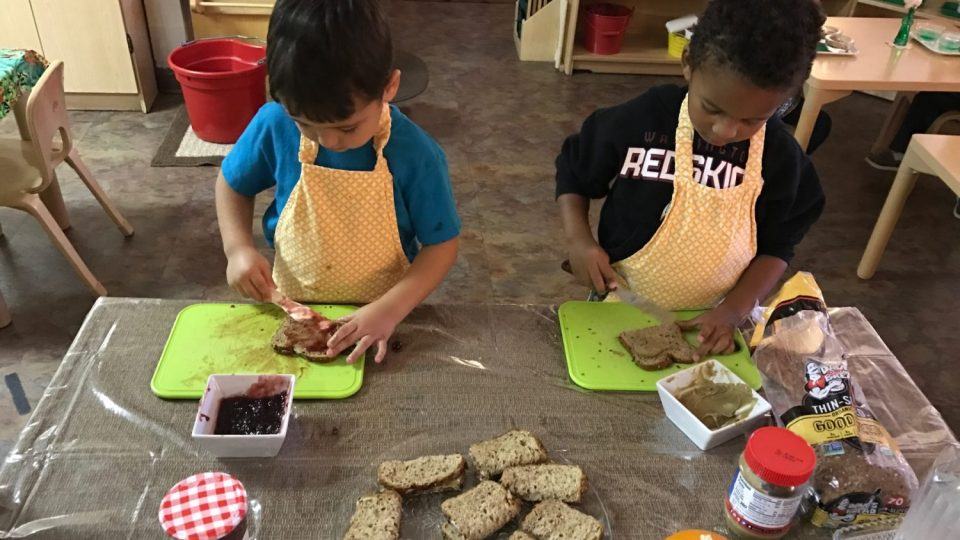 Early Childhood Practical Life, Montessori Private School, Arlington TX