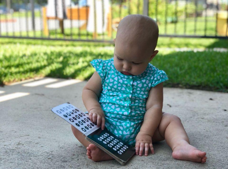 Reading Infant, Montessori Private School, Arlington TX