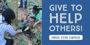 Annual Giving Campaign, Montessori Private School, Arlington TX
