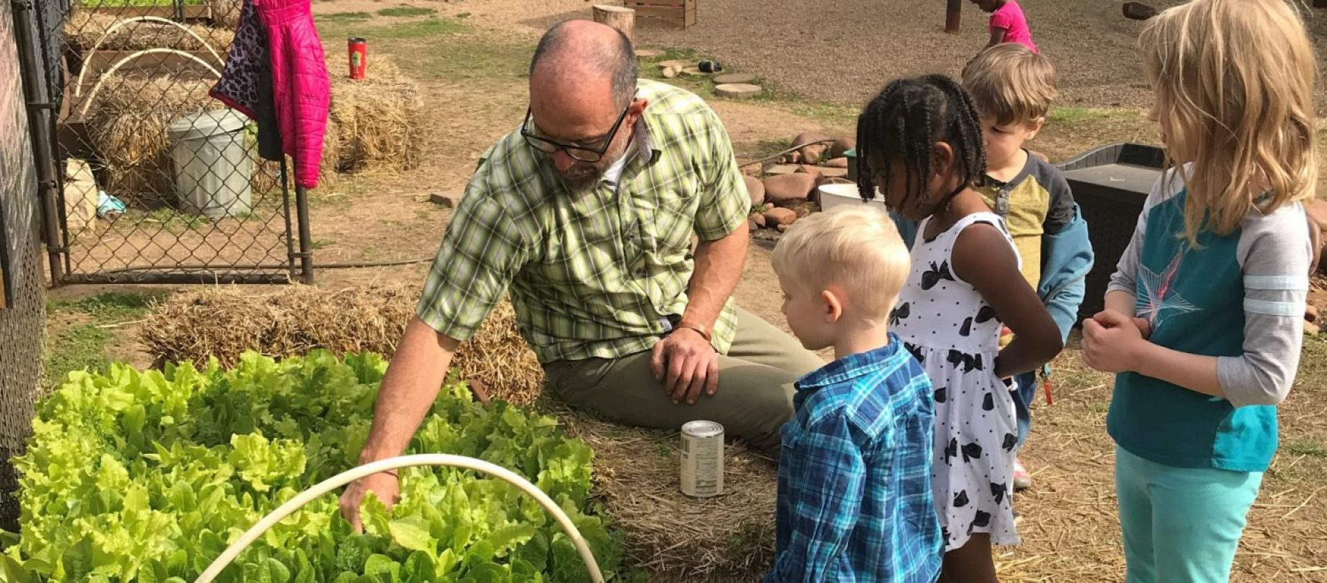 Gardening, The Montessori Academy of Arlington, Private School Arlington TX