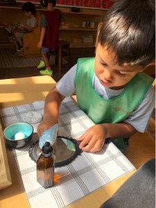 Early Childhood Polishing