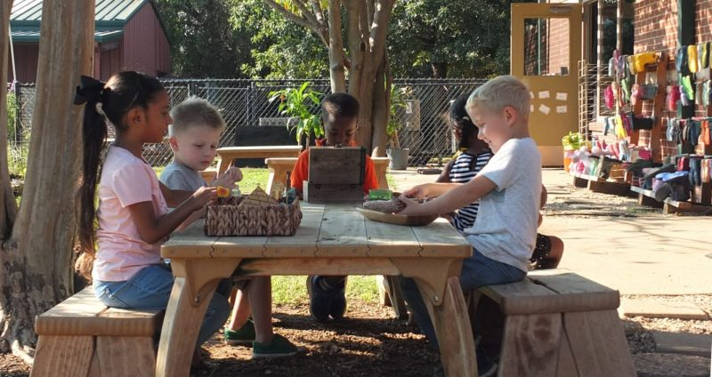 Early Childhood Outdoor Work