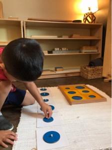 Early Childhood-Geometric Cabinet