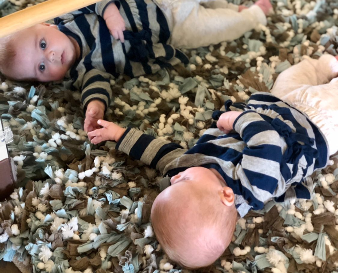 Infant Exploration