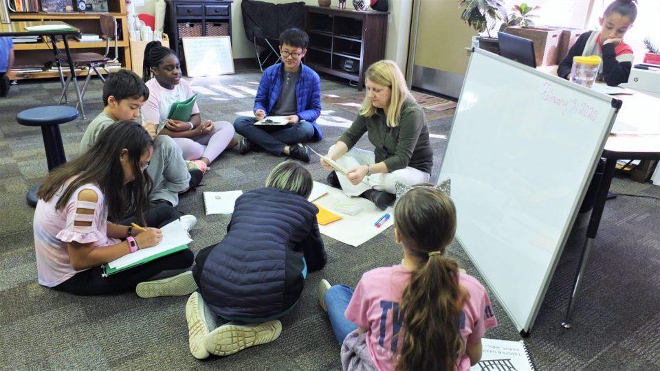 Upper Elementary Group Lesson