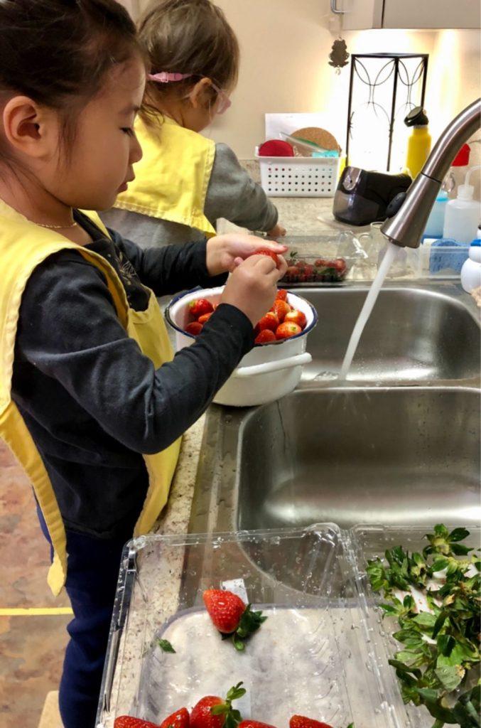 Early Childhood Food Prep