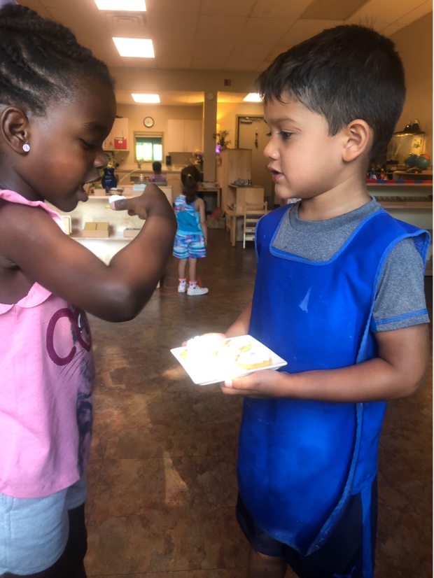 Early Childhood Food Serving