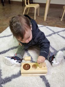 Toddler Knobbed Cylinders
