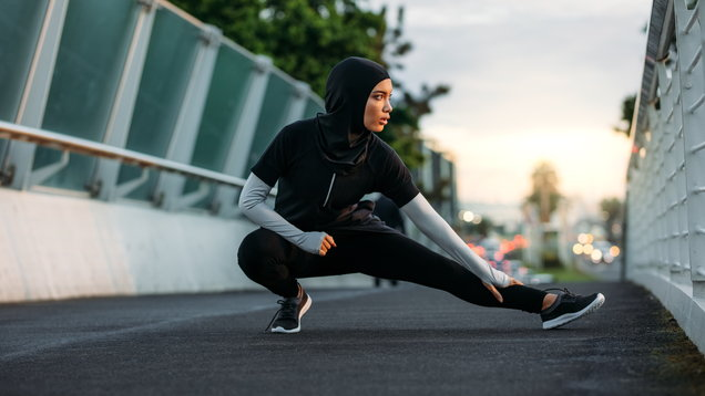 Ramadan: This is what you need to know if you're fasting but still want to exercise