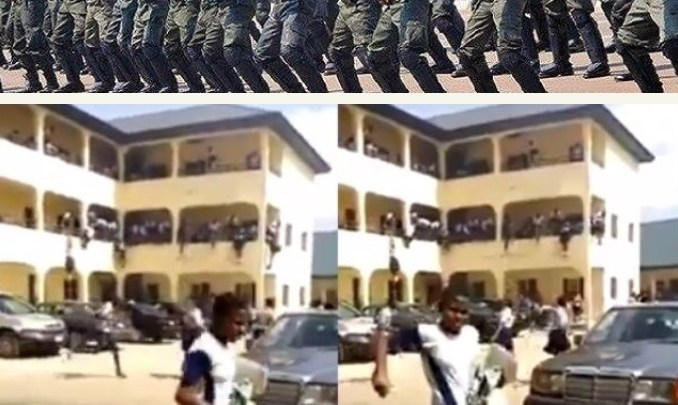 Police Arrest The Student That Brought Gun And Teargas To School In Port-Harcourt