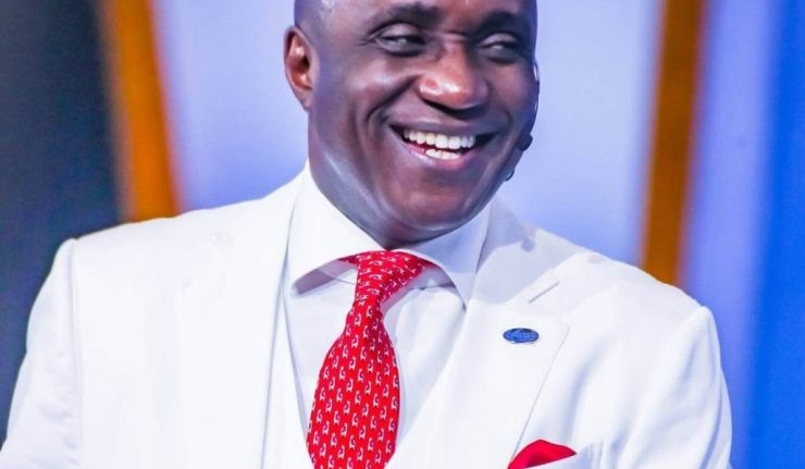 See Video Of Pastor Ibiyeomie Saying A Woman Shouldn't See Her Fiance's P*Nis Before Wedlock