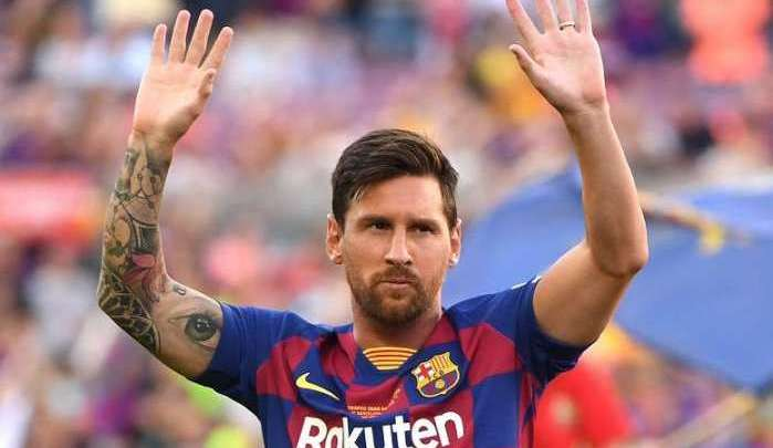 Real Madrid Boss Reacts To Lionel Messi's Barcelona Exit Talks
