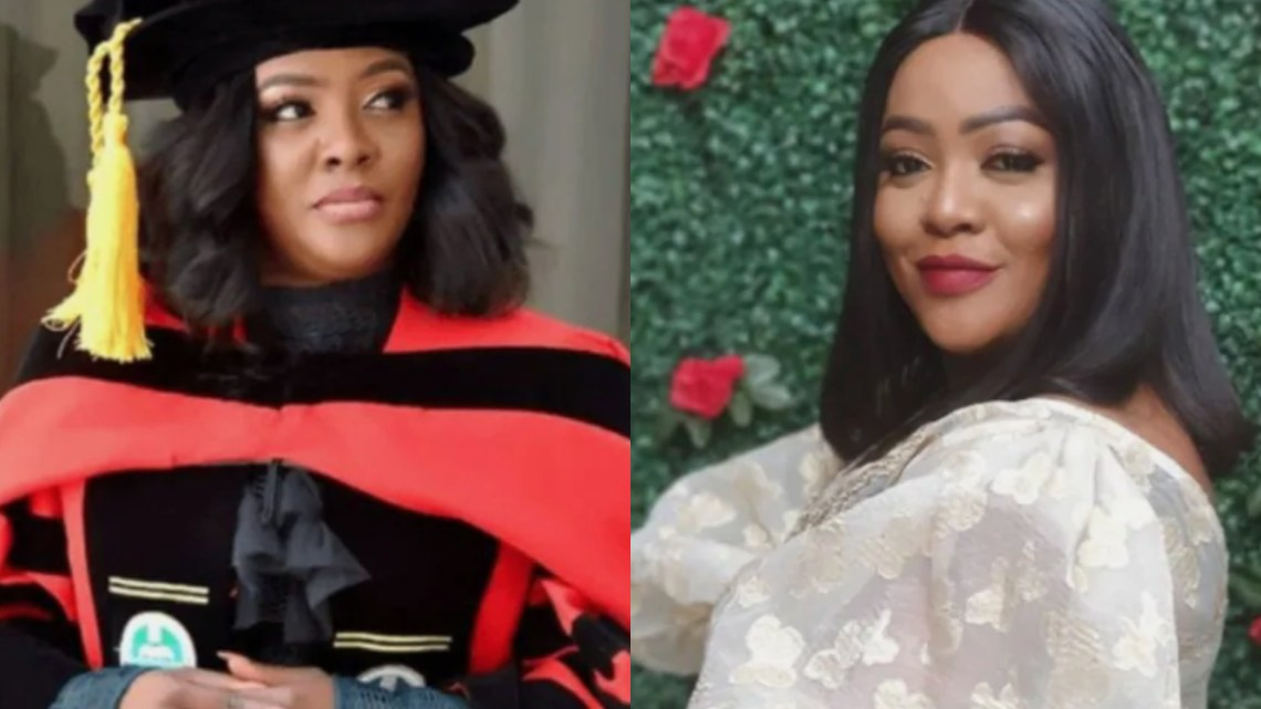 Helen Paul – Studying To Become A Professor In The US