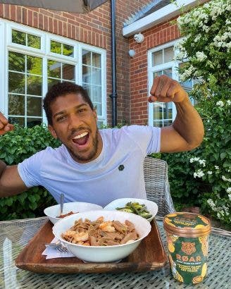 Anthony Joshua – 'I'd Rather Carry Plastic Bag With £5k In It Than A £5k LV Bag With £100 In It'