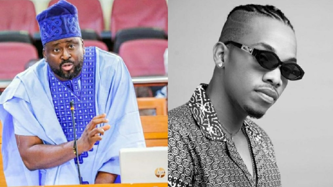 Desmond Idiot – Tekno Insults Desmond Elliot As He Reacts To His Social Media Regulation Saga