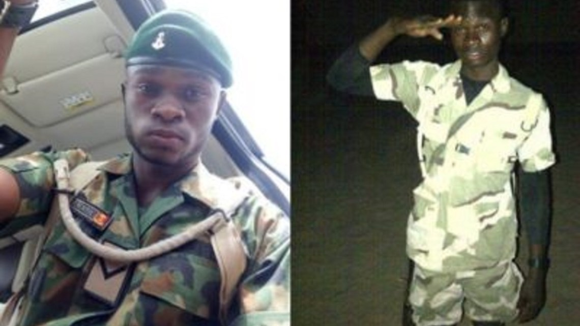 Nigerian Soldier Appeals To His Colleagues Not To Shoot Or Hurt Any Protestor – Na Them Go Fight For Us ohh!!