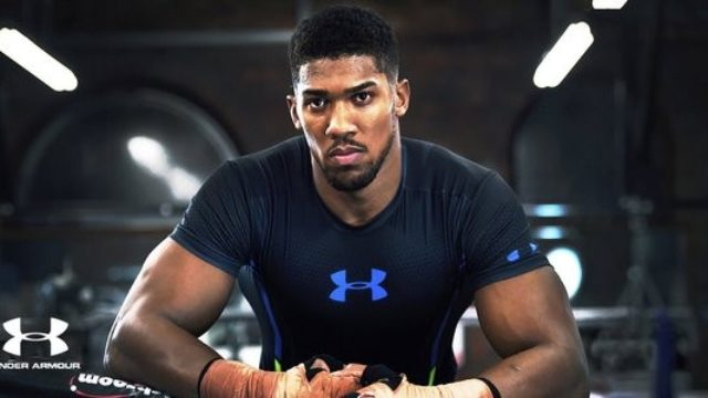 Anthony Joshua – 'Who You Marry Is In The Top Five Most Important Decision In Life'