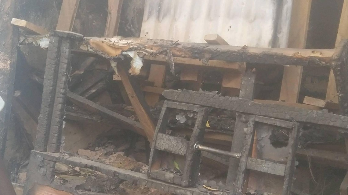 Mother And Two Children Burnt To Death In Bauchi House Fire