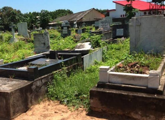 Two Cemetery Guards Arrested For Allegedly Being In Possession Of Human Heads In Ondo