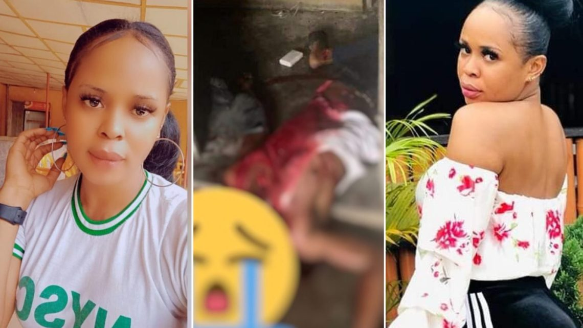 Corps Member Arrested For Allegedly Butcher Lover To Death In Akwa Ibom (graphic photo)