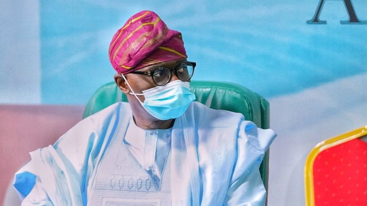 COVID-19: Lagos Orders Civil Servants To Work From Home Till Feb 1