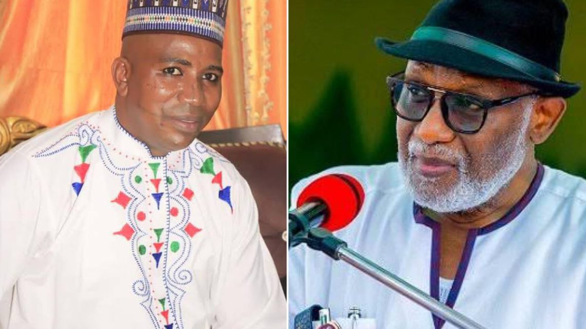 Eviction Notice: 'All Lands In Nigeria Belong To Fulani, No Power Can Send Us Out' – Miyetti Allah Tells Gov Akeredolu
