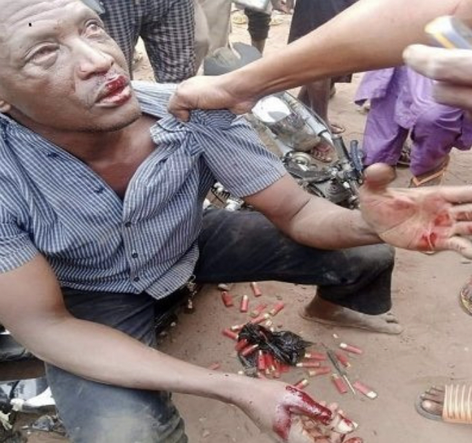 Motorcyclist Caught With Ammunition In Delta