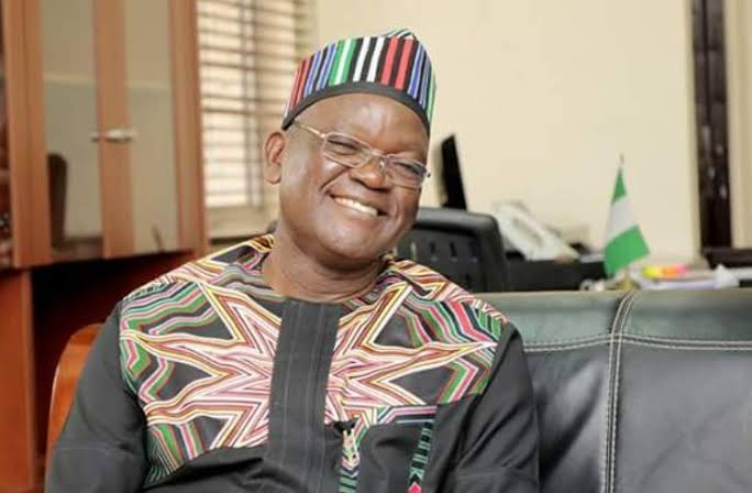 Gov Ortom Of Benue Recovers From COVID-19, Resumes Office