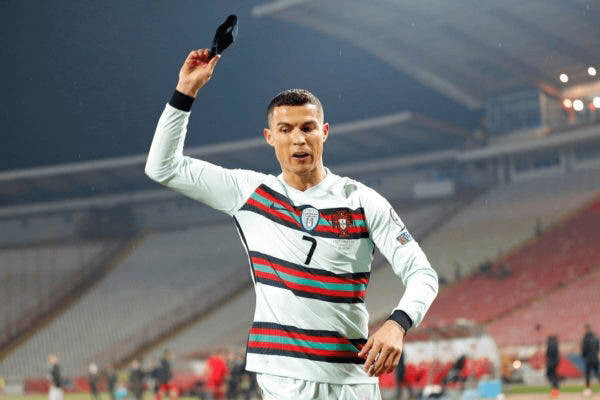 Referee Apologizes After Disallowing Ronaldo's Goal Against Serbia