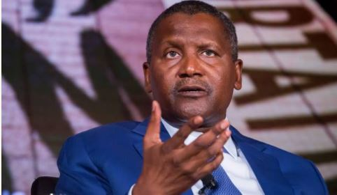Dangote – My Multibillion Dollar Refinery Will Be Completed By The End Of 2021′