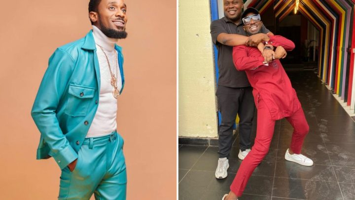'I'm Back' – Singer D'Banj Says As He Reconciles With Former Manager, Bankuli Years After Fall Out (Video