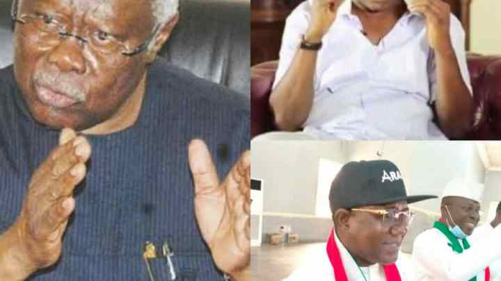 Fayose Remains An Ingrate, Dare Adeleke Says As Bode George Opens Ex-Ekiti Governor's Can Of Worms