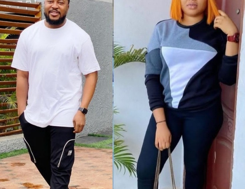 ACTOR NOSA REX GIFTS WIFE, DEBORAH, A CAR [PHOTO]
