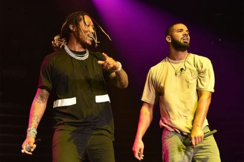 """Drake And Future Shooting New Video, Possibly For """"CLB"""""""