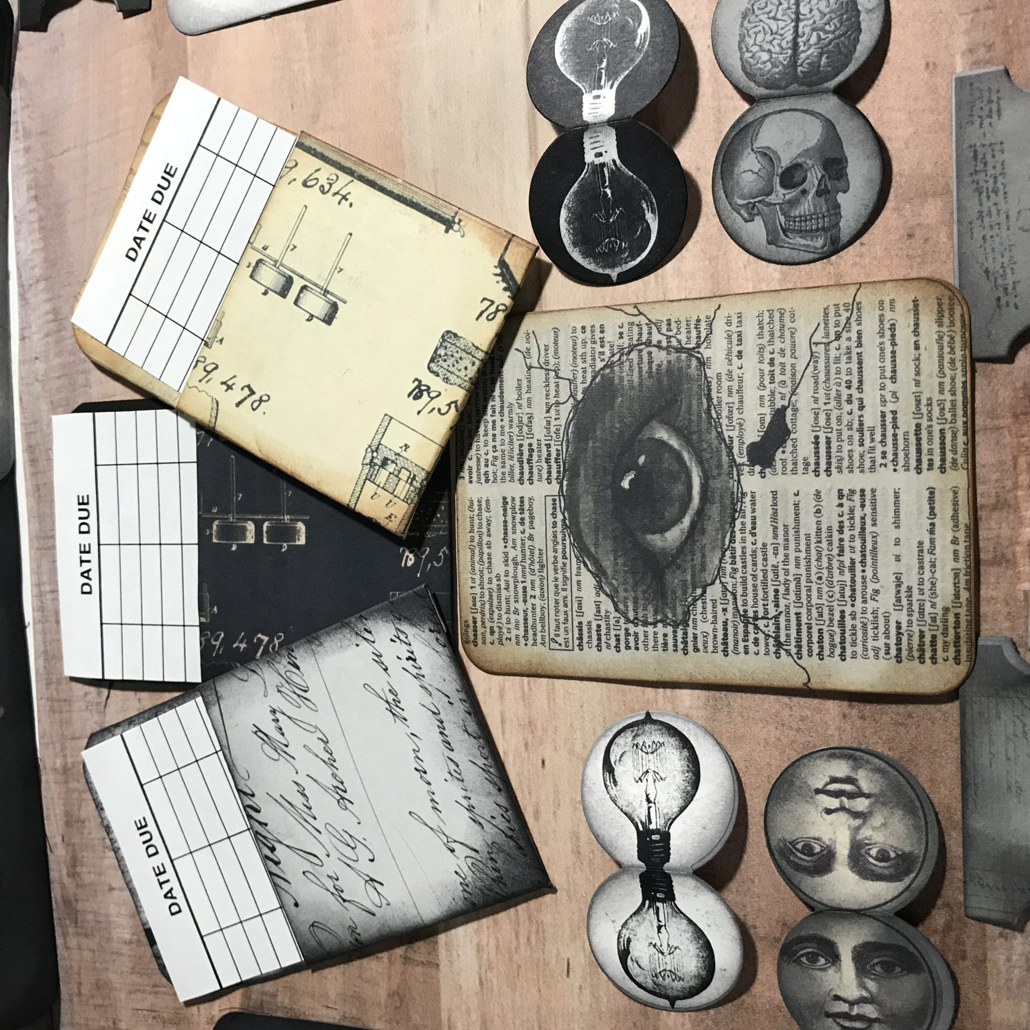 convert your paper ephemera to digital