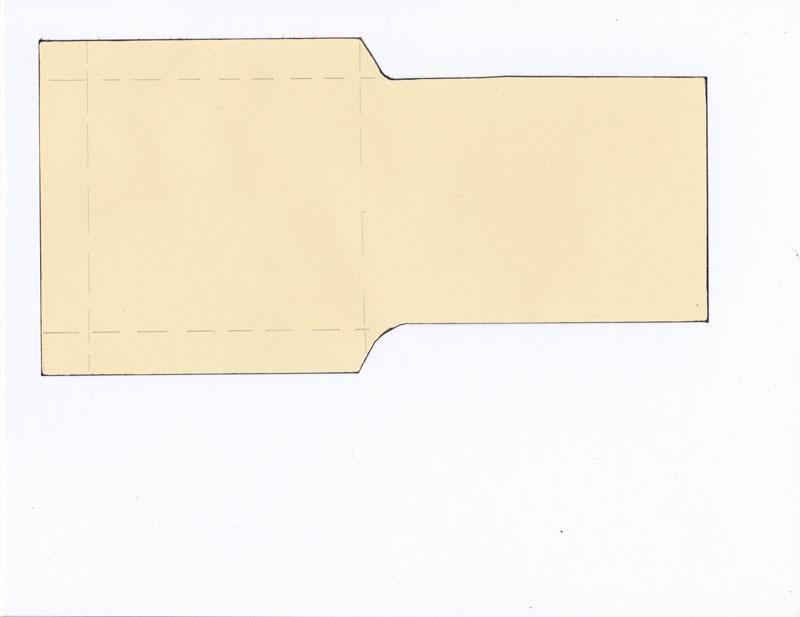paper library pocket ephemera scanned to digital