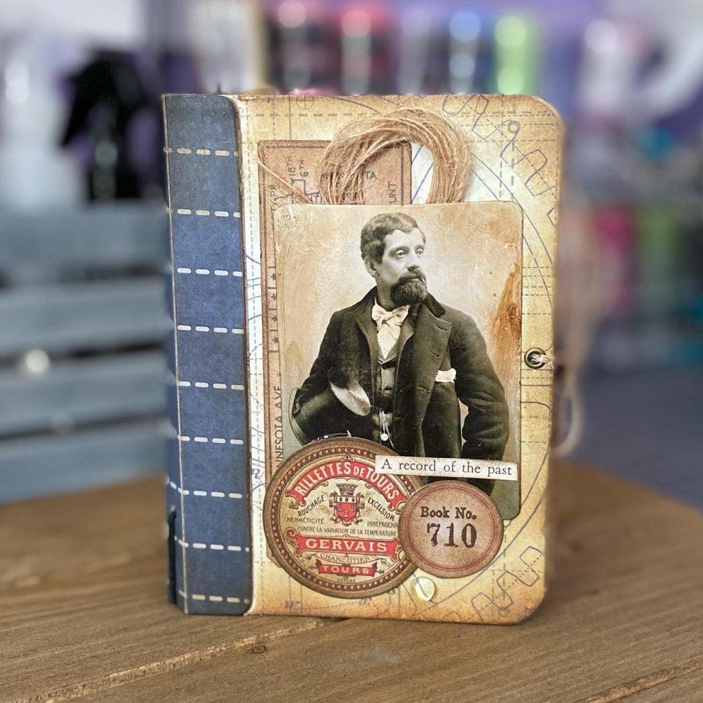 masculine mini journal