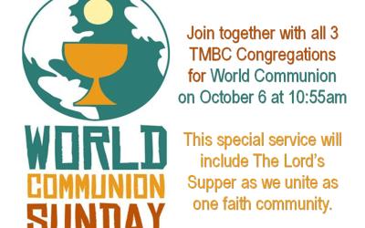 World Communion Sunday